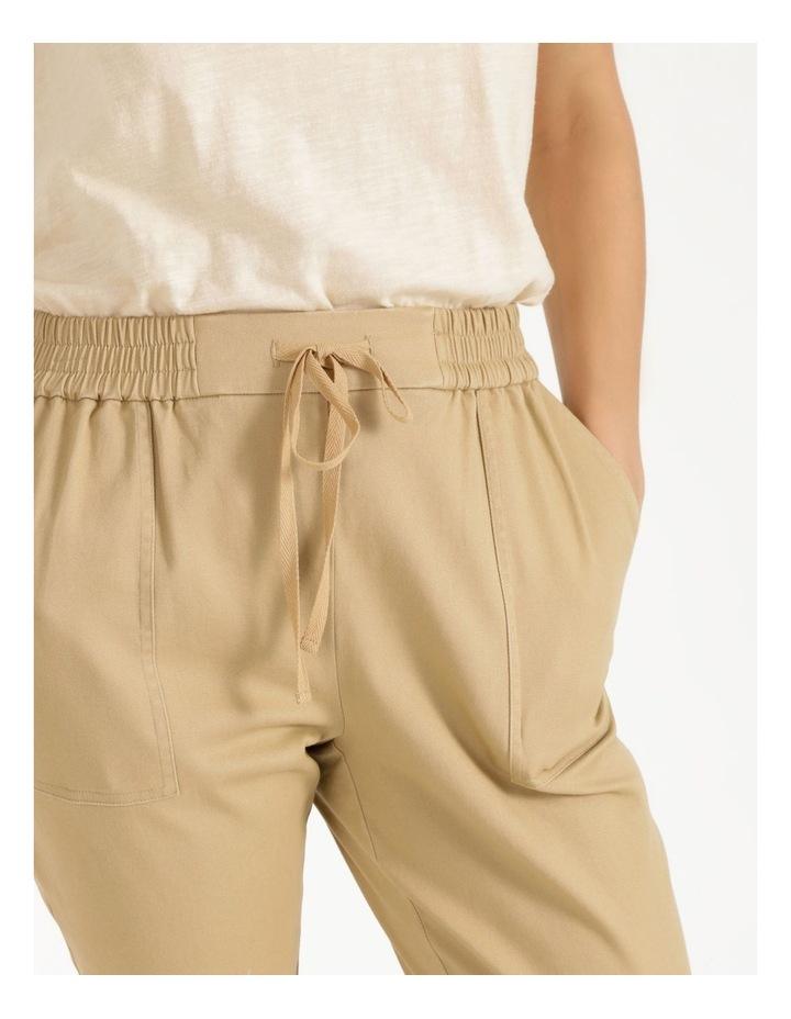 Cotton Slim Jogger image 4