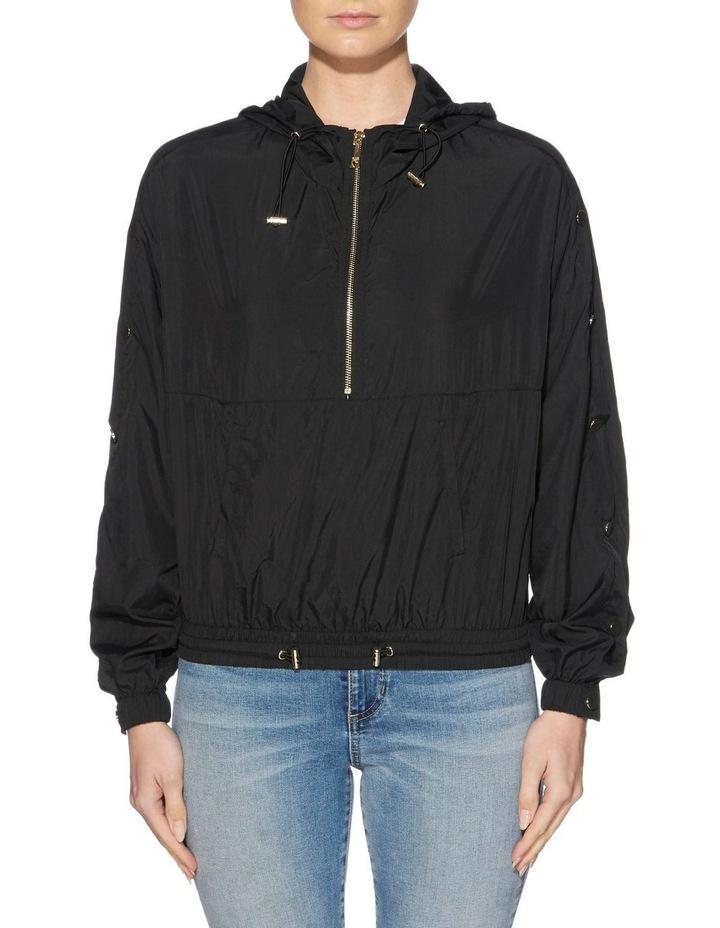 Long Sleeve Sasha Track Jacket image 1