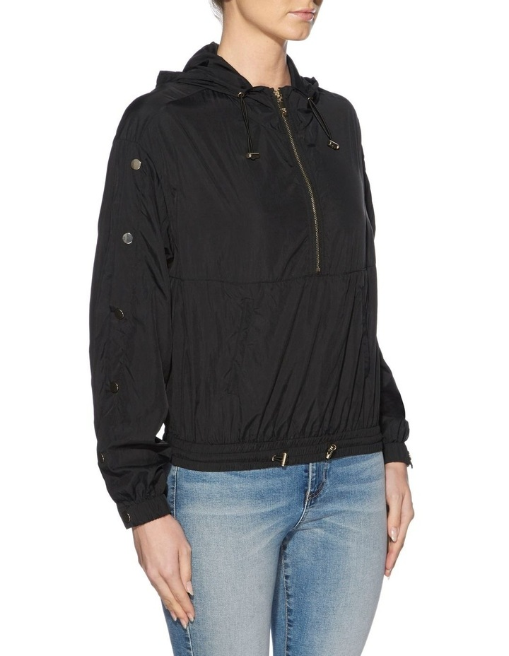 Long Sleeve Sasha Track Jacket image 2