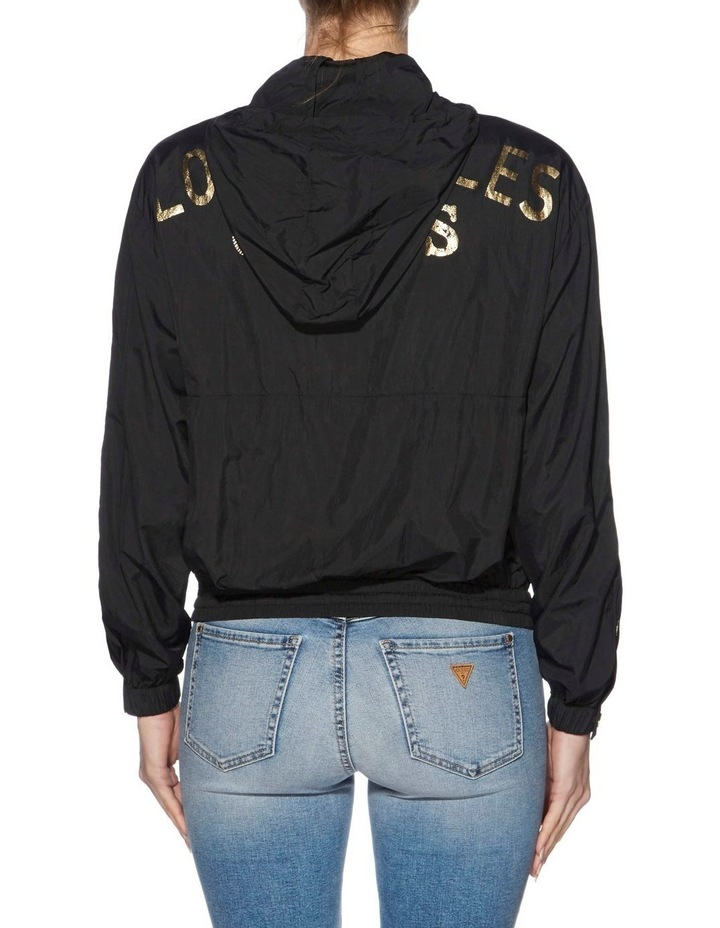 Long Sleeve Sasha Track Jacket image 3