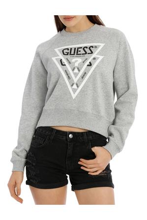Guess - LS DBL Tri Guess OG Sweatshirt