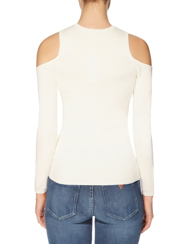 Holly Pearl Logo Sweater image 2