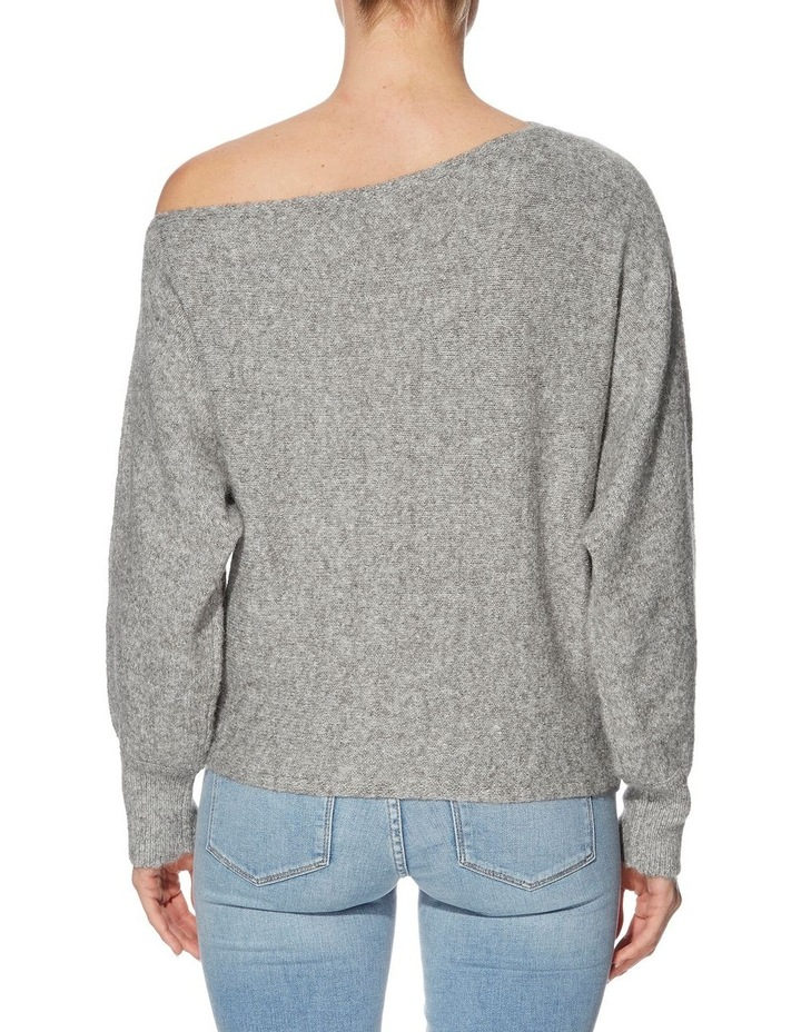 3c93acd4d Long Sleeve Catrina Off Shoulder Sweater image 2