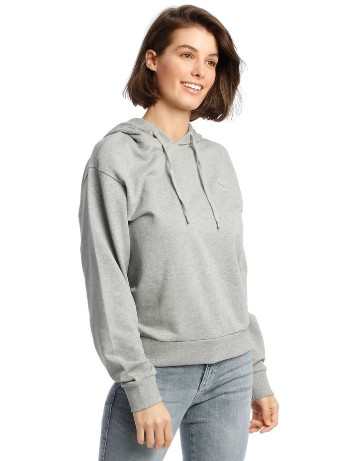 Long Sleeve Guess Logo Hoodie image 3
