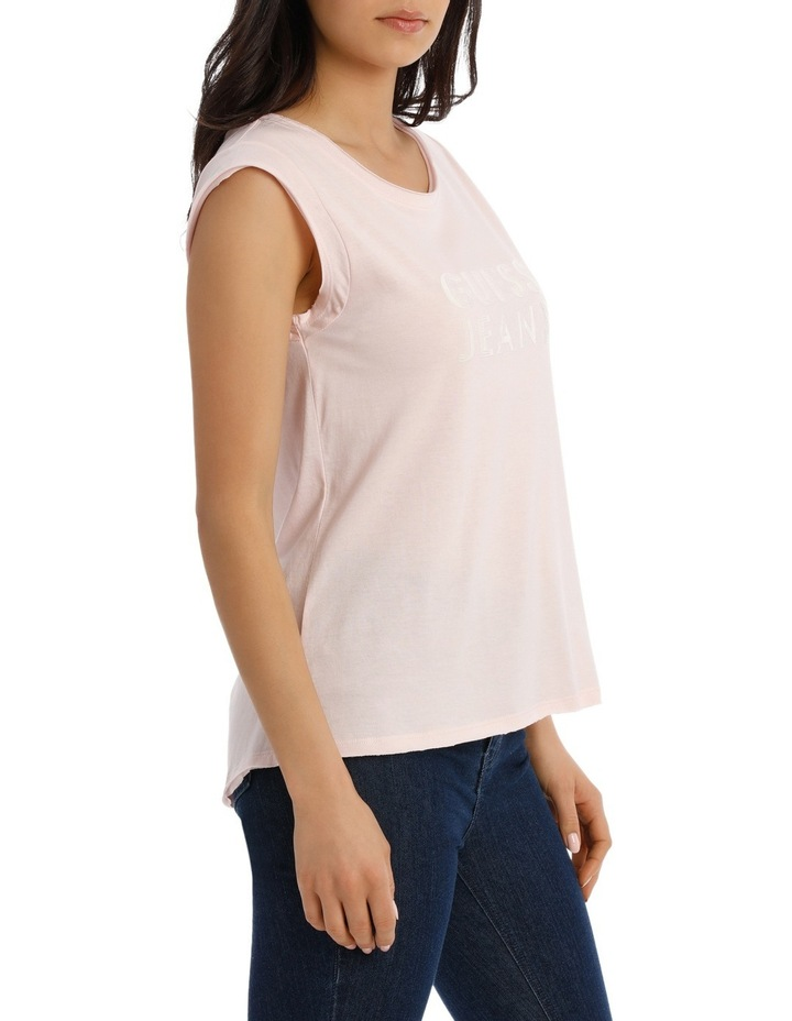 Short Sleeve Guess Jeans Easy Tee image 2
