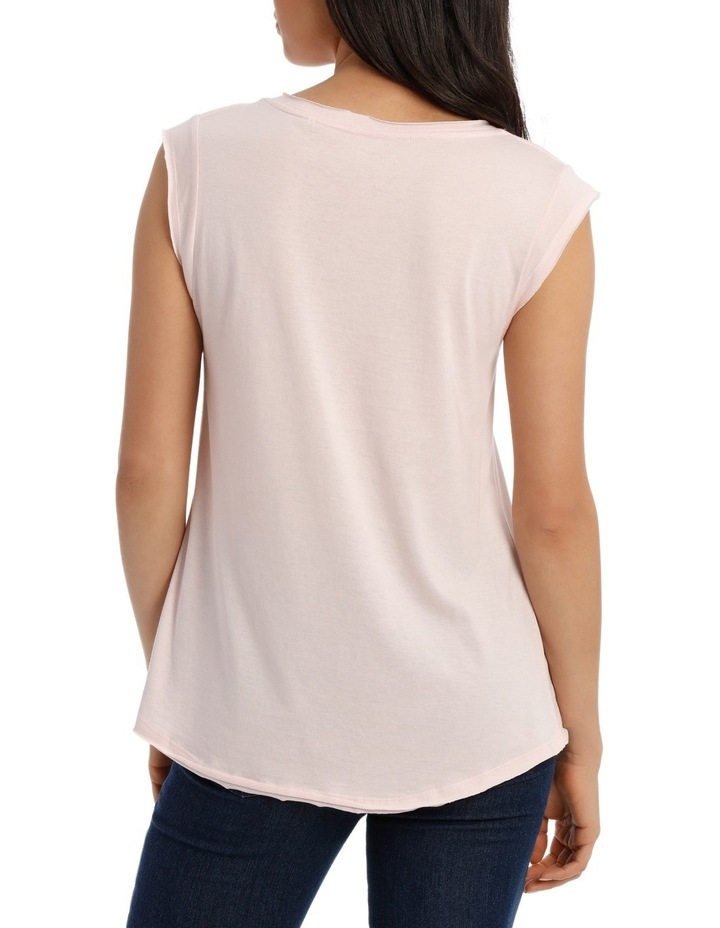 Short Sleeve Guess Jeans Easy Tee image 3