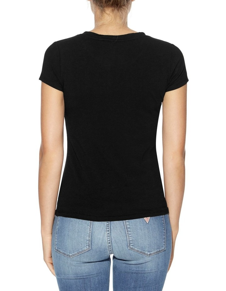 Short Sleeve Guess Athletic Tee image 2