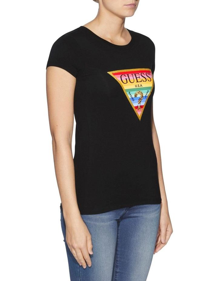 Multi-Colour Logo T-Shirt image 3