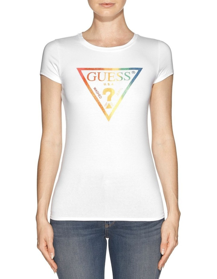 Short Sleeve Pride Triangle R3 Tee image 1