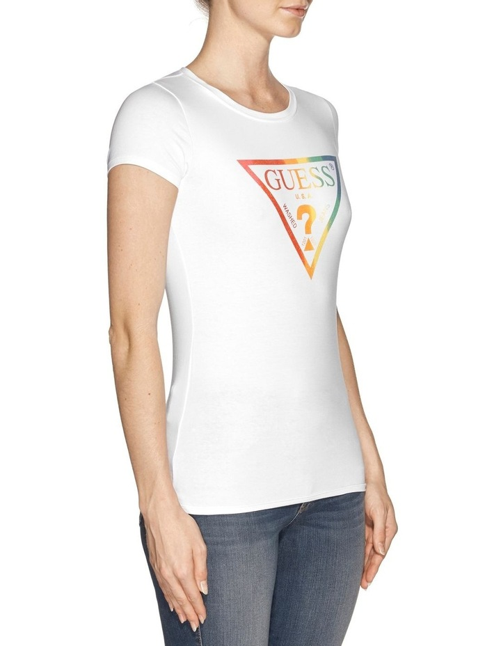 Short Sleeve Pride Triangle R3 Tee image 3