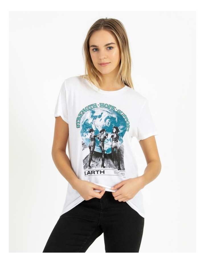 Short Sleeve Support The Earth Tee image 1