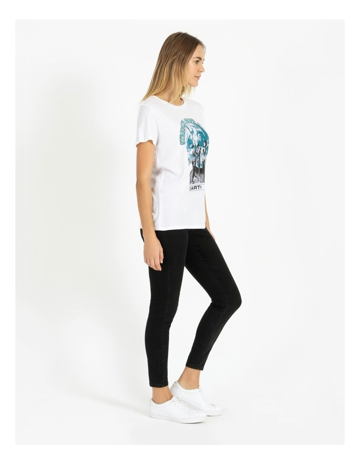 Short Sleeve Support The Earth Tee image 4