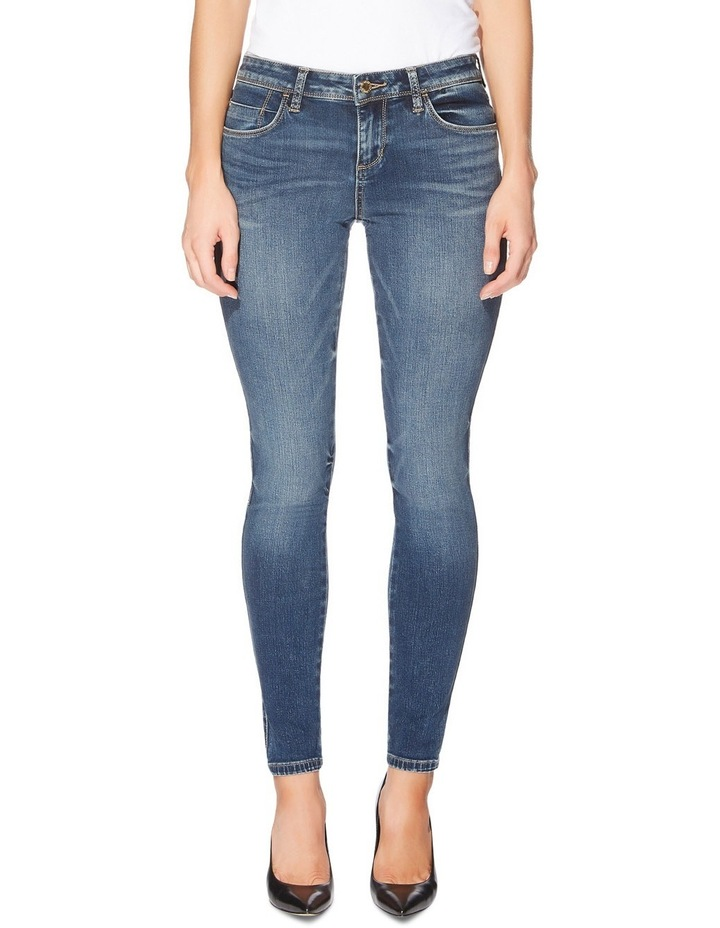 Max Stretch Low Rise Skinny image 1