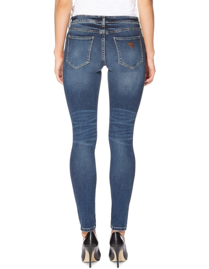 Max Stretch Low Rise Skinny image 2
