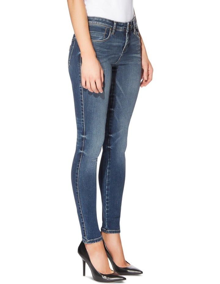 Max Stretch Low Rise Skinny image 3