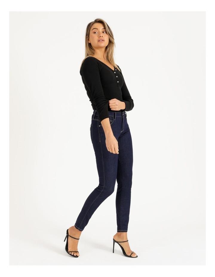Sexy Curve Balea Wash Skinny Jean image 3