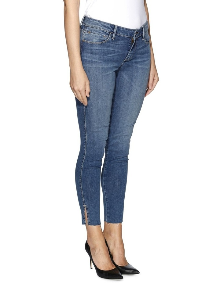 Sexy Curve Ankle Slit Martine Jeans image 2