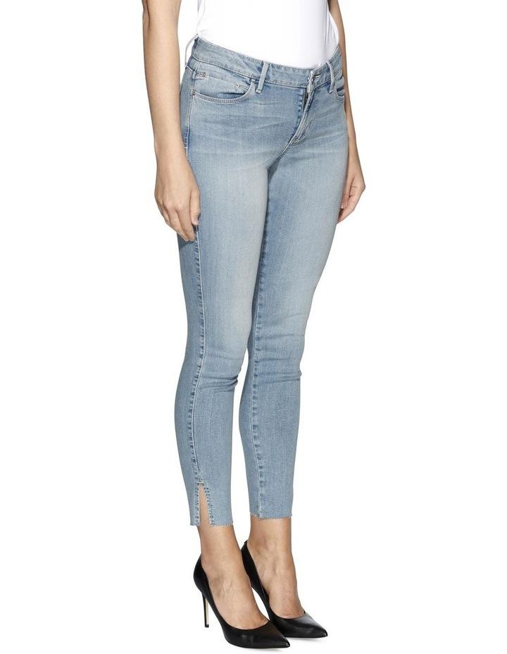 Sexy Curve Ankle Slit Breann Jeans image 2