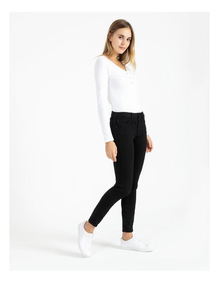 Mid Rise Skinny Jean image 2