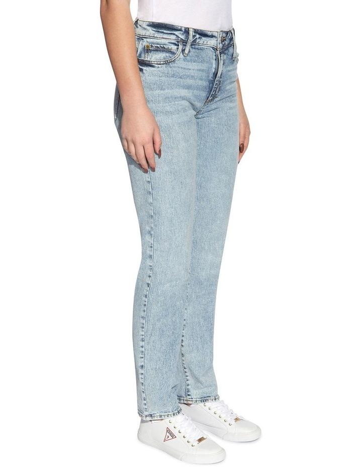 1981 Flora Wash Straight Leg Jean image 3