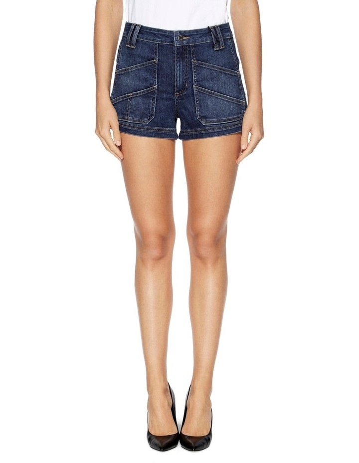Workwear Claudia Shorts by Guess