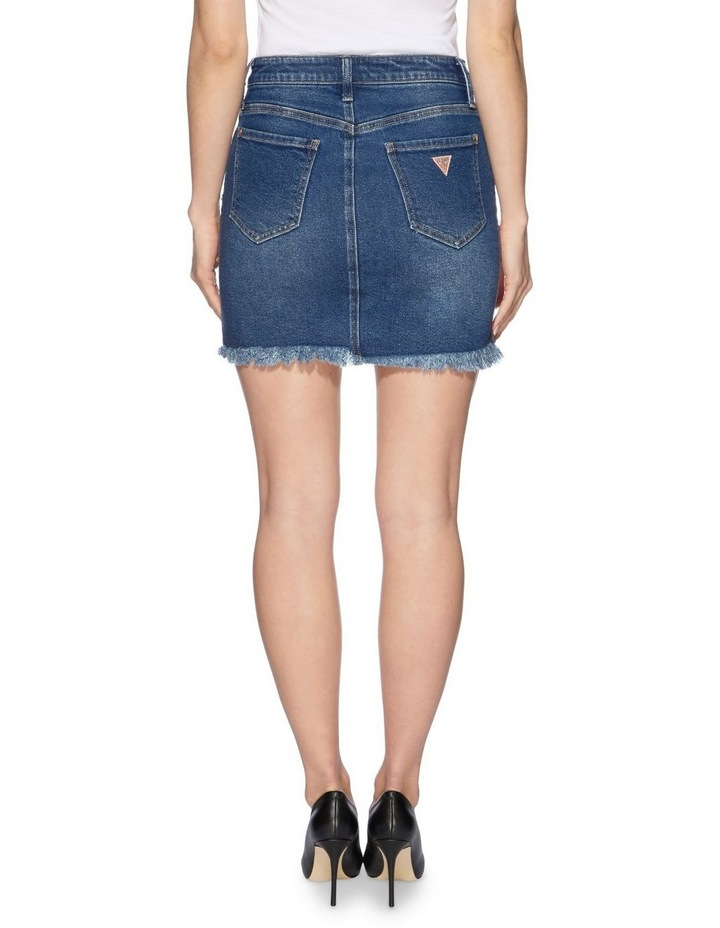 Diamante Bodycon Skirt image 3