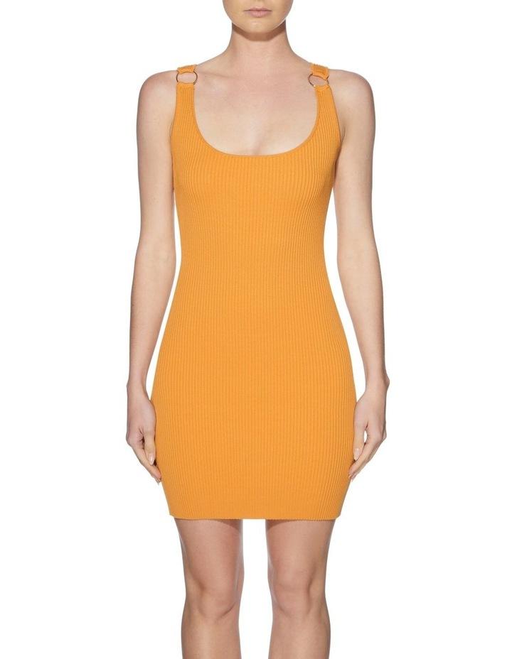 Sl Coss Oring Rib Swtr Dress image 1
