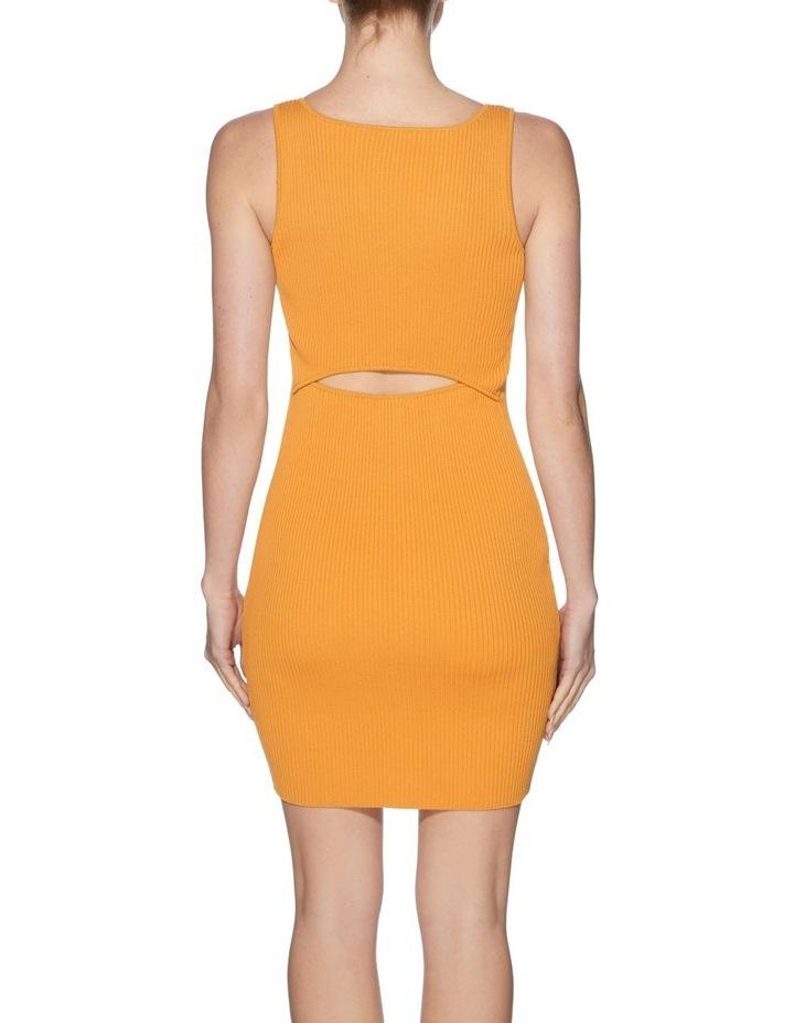 Sl Coss Oring Rib Swtr Dress image 2