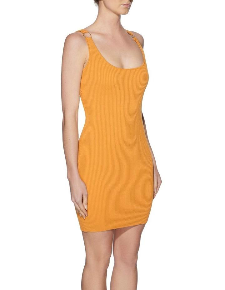 Sl Coss Oring Rib Swtr Dress image 3