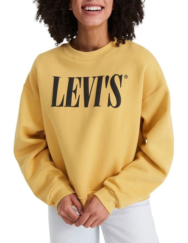 Diana Graphic Crewneck Sweatshirt image 1
