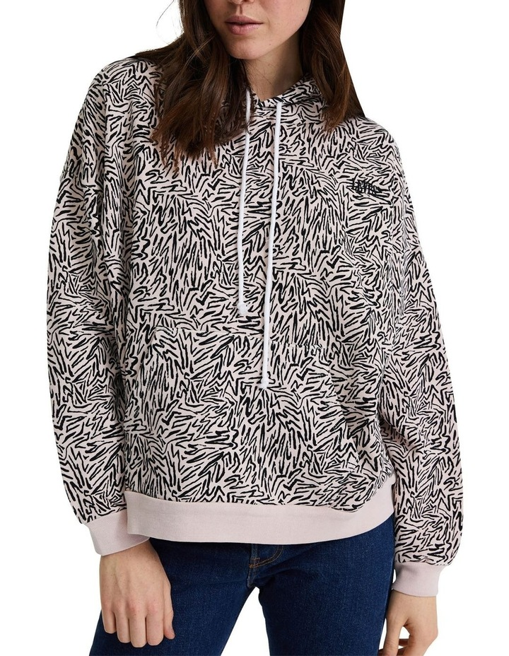 2020 Hoodie Fun Zebra image 1