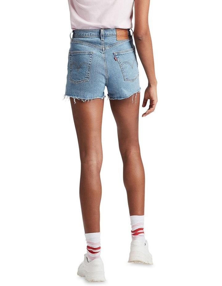Ribcage Shorts Tango Stonewash image 2