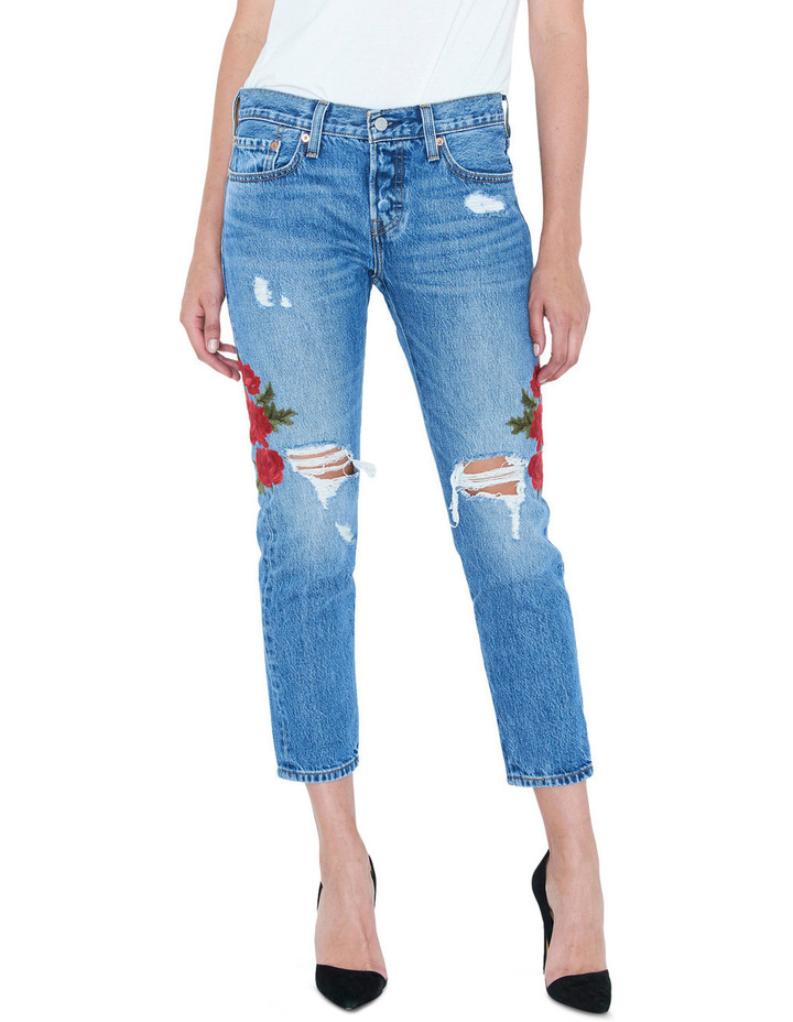 501 Cropped Taper Jean image 1