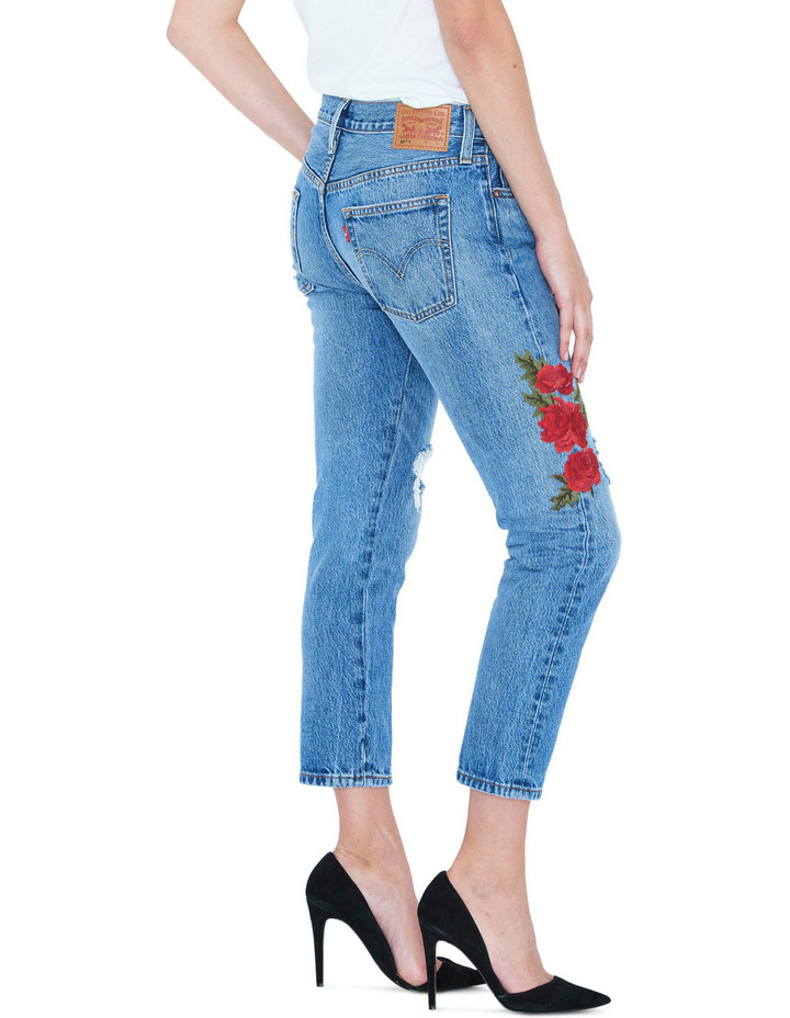 501 Cropped Taper Jean image 2