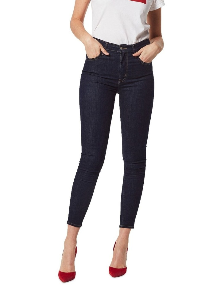 Mile High Super Skinny Jeans image 1