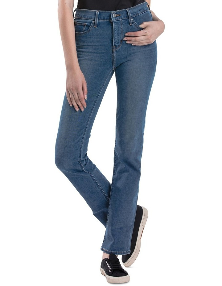 314 Shaping Straight Jeans image 1