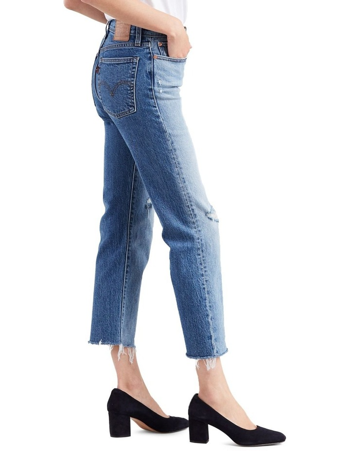 Wedgie Straight Jeans image 2