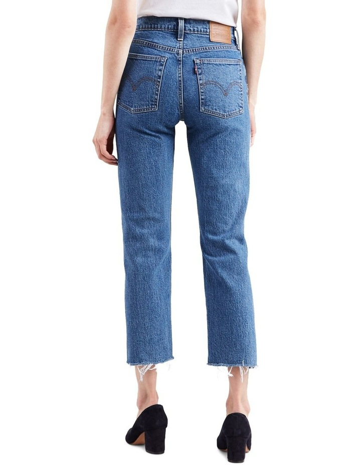Wedgie Straight Jeans image 3