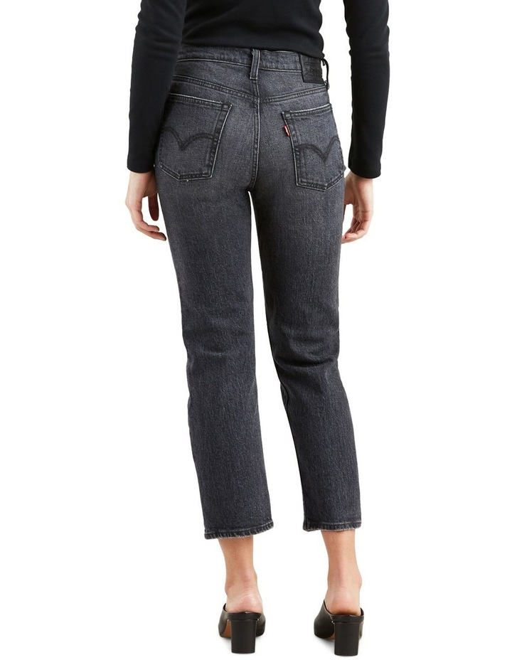 Wedgie Straight Jeans image 1