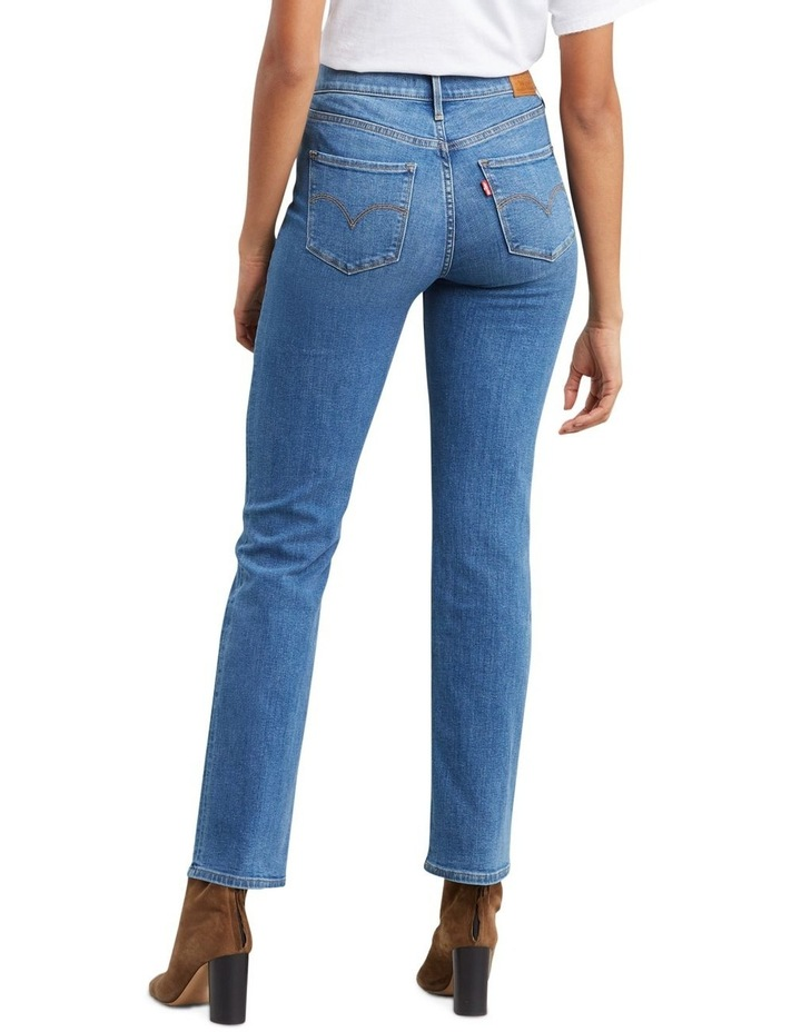 314 Shaping Straight Jeans image 3