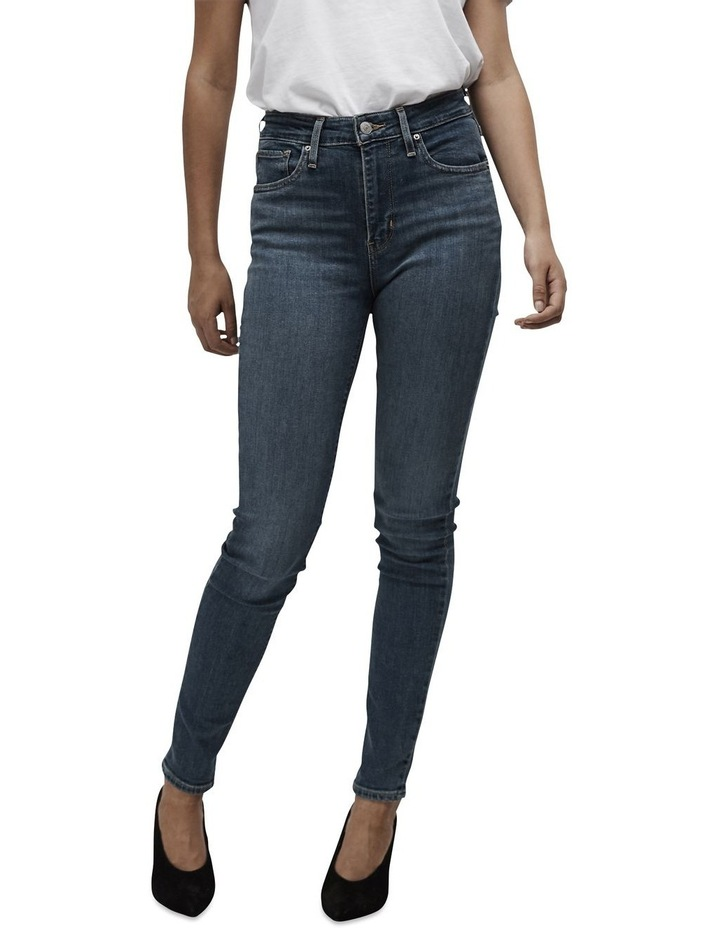 721 High Rise Skinny Jeans image 1