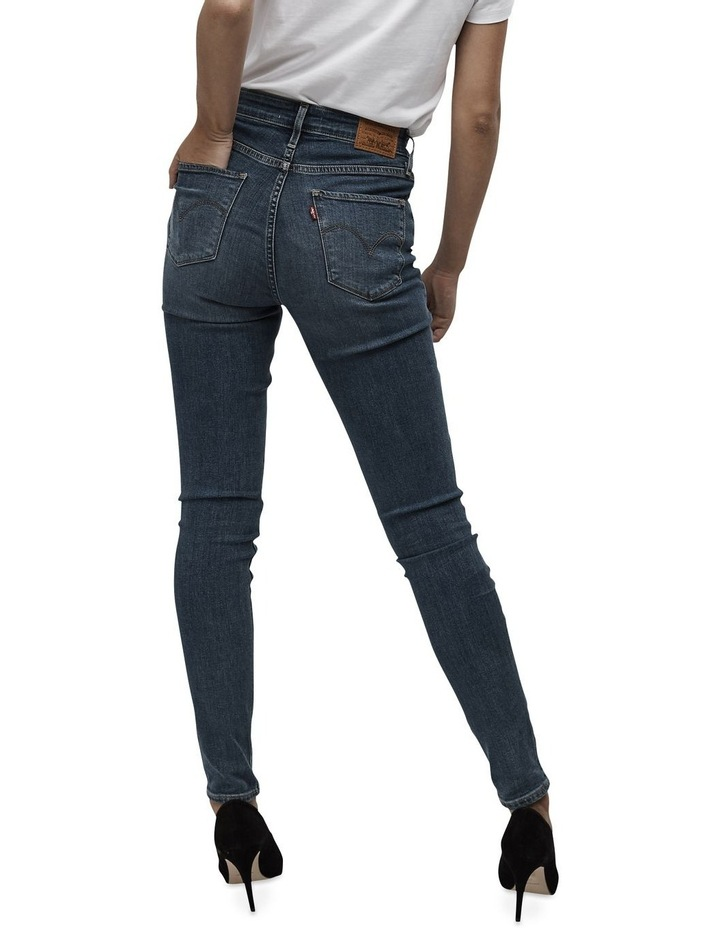 721 High Rise Skinny Jeans image 3