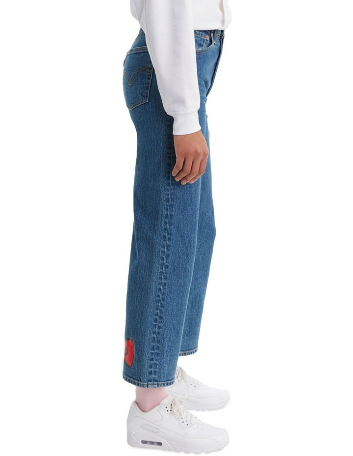 Levi'S® X Hello Kitty Ribcage Straight Jeans Ankle Jeans image 2
