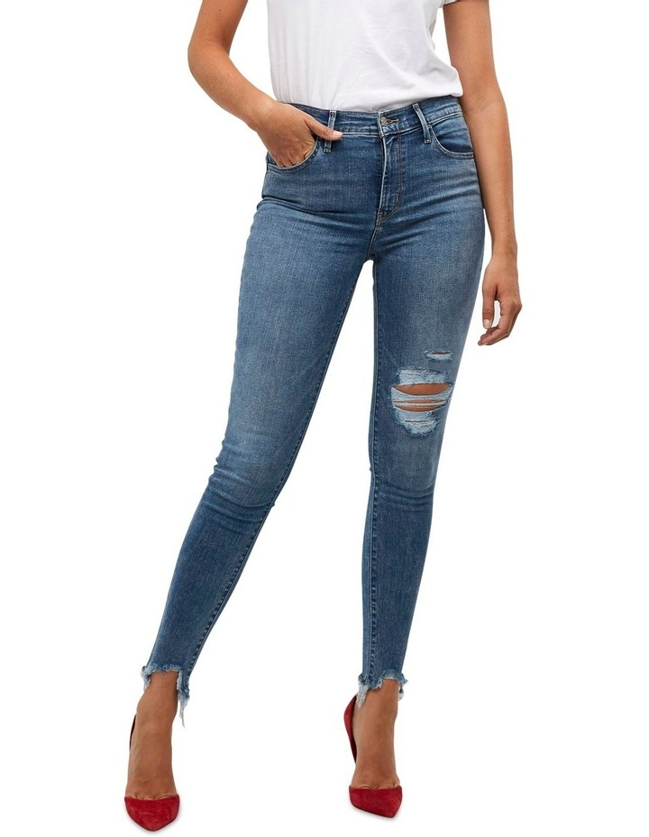 720 High Rise Super Skinny Jeans image 1