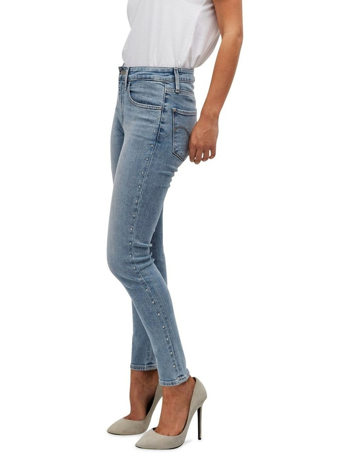 721 High Rise Skinny Ankle Jeans image 2