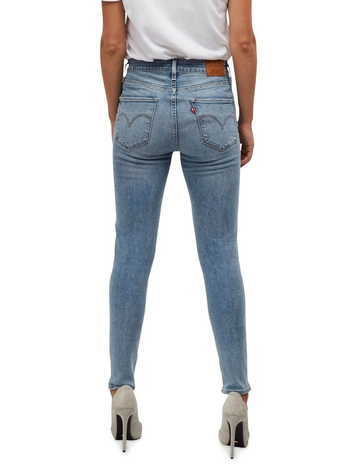 721 High Rise Skinny Ankle Jeans image 3