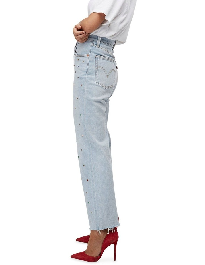 Ribcage Straight Ankle Jeans image 2