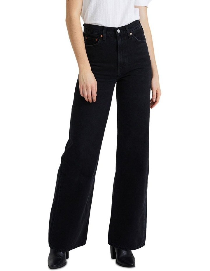 Ribcage Wide Leg Jeans image 1
