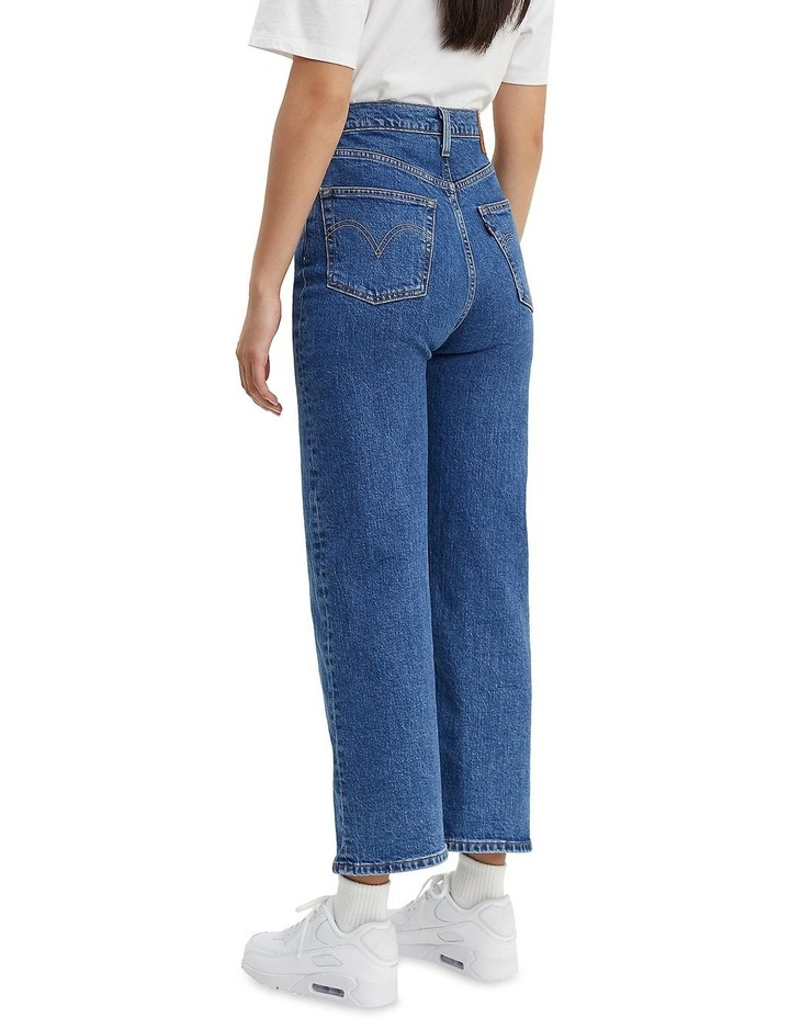 Ribcage Straight Ankle Jeans image 3