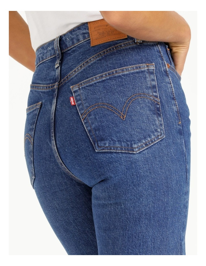 Ribcage Straight Ankle Jeans image 4